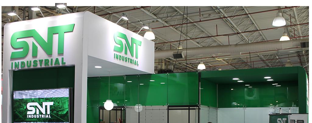 SNT Industrial - Estande